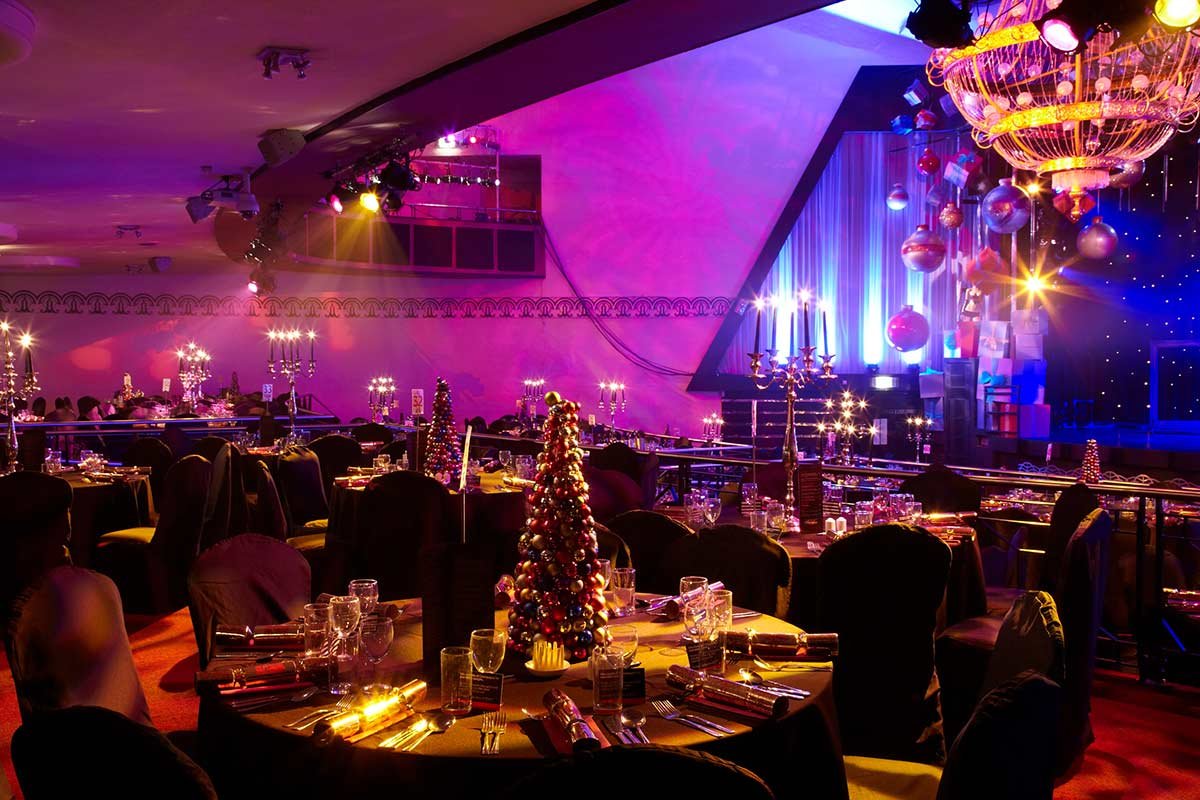 gala casino leicester christmas party